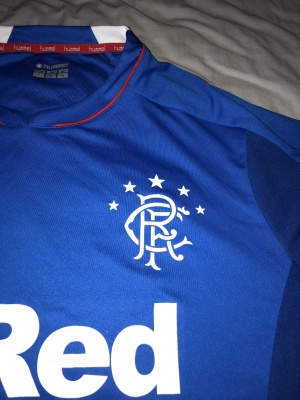 New Rangers home top